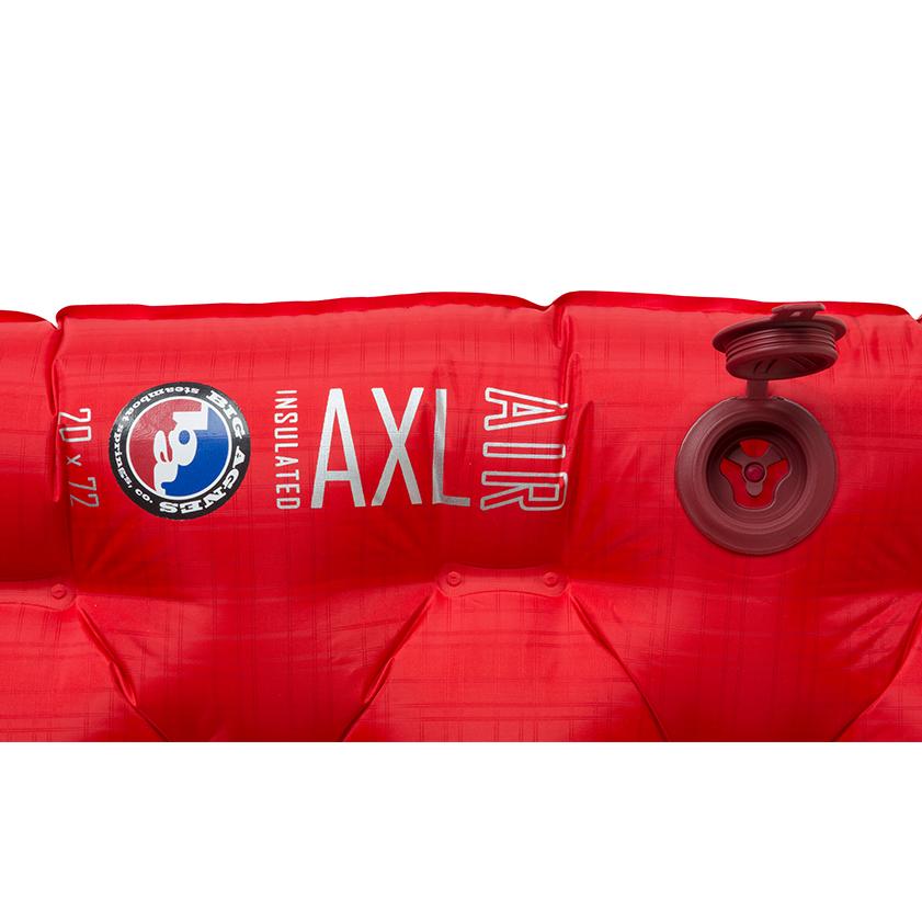 Insulated AXL Air – uppblåsbart liggunderlag 51 x 183 cm