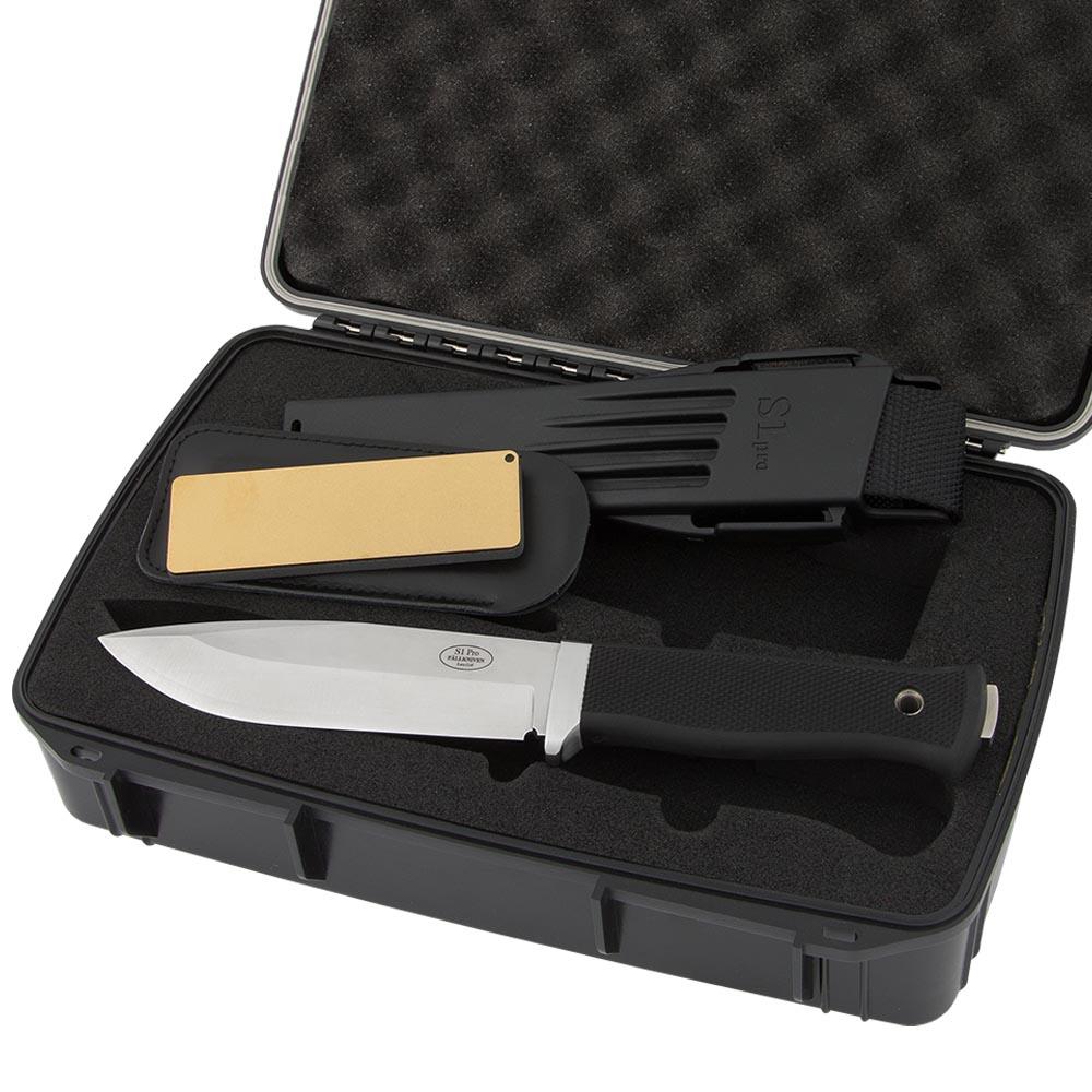 Fällkniven S1 Pro överlevnadskniv med CoS kobolt specialstål