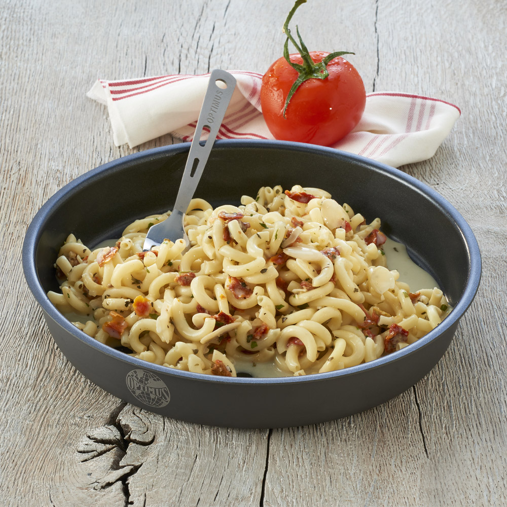 Pestolax med pasta  – Trek'N Eat