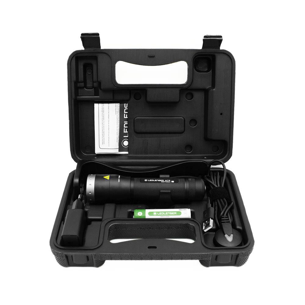Led Lenser M7R ficklampa