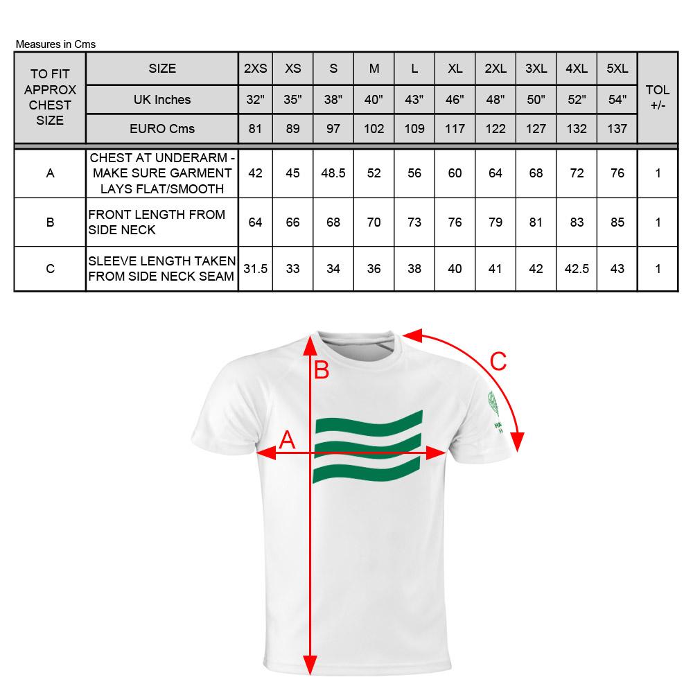 Sportig T-shirt