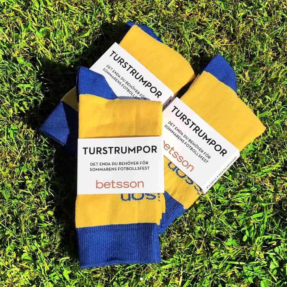 Betsson Turstrumpor