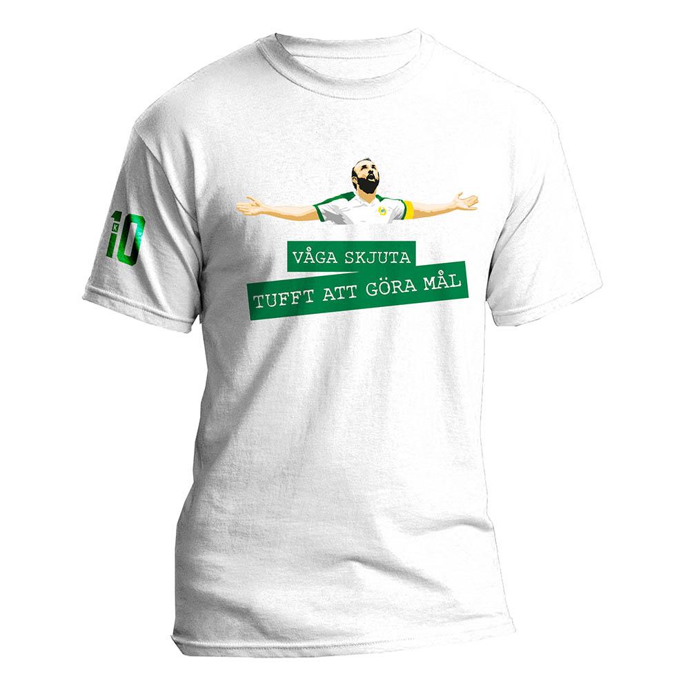 T-Shirt Våga skjuta