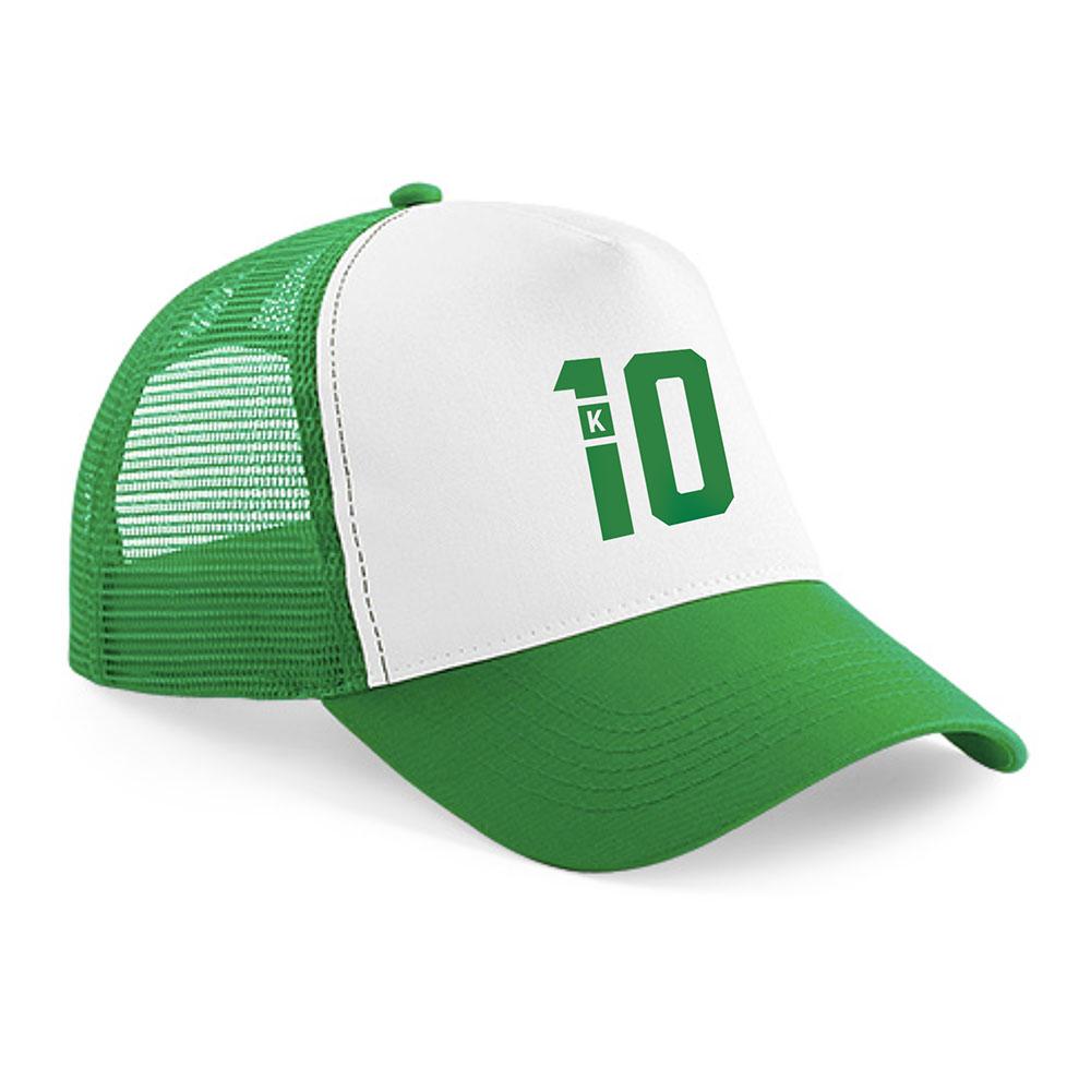 K10 Grön Truckerkeps