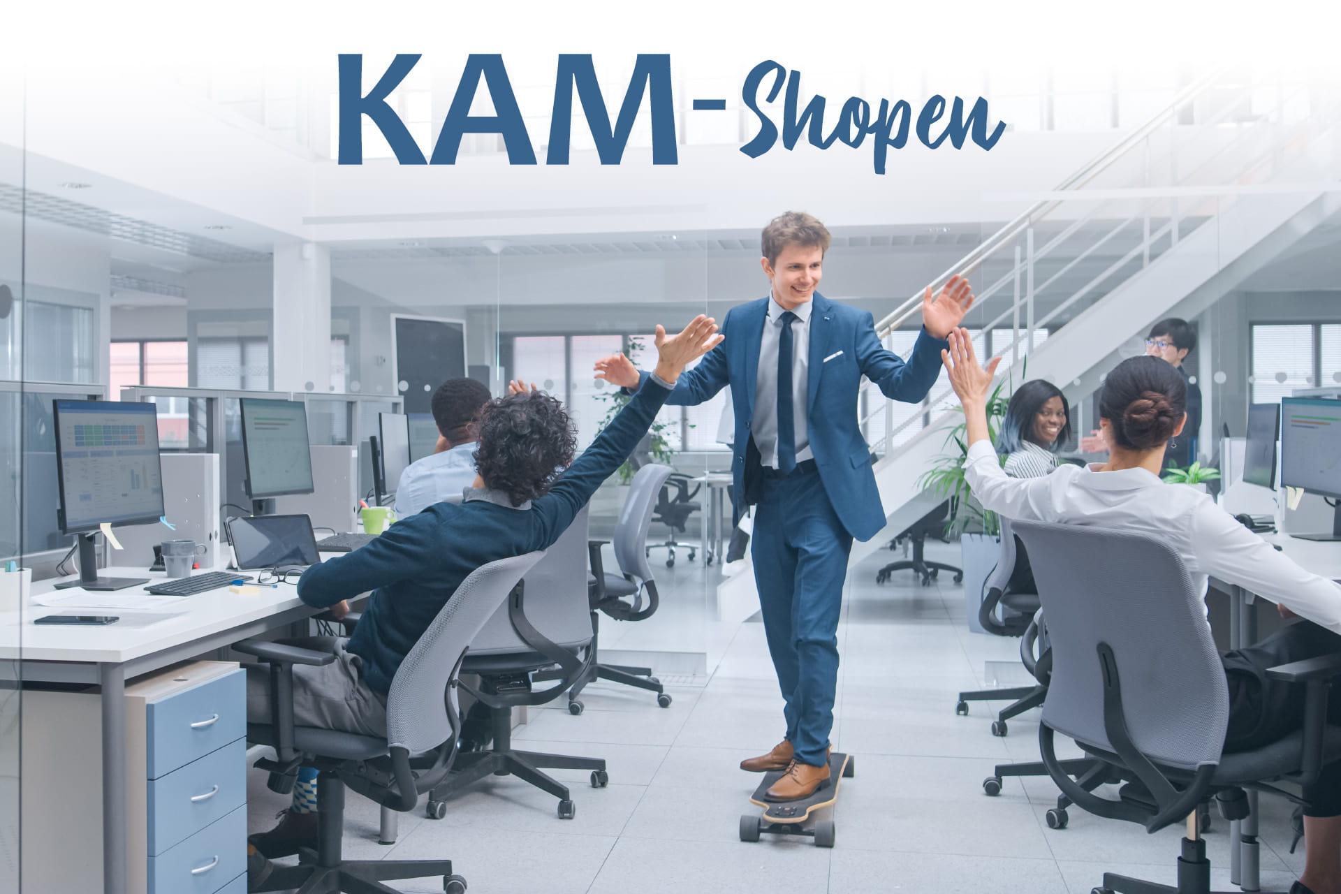 Representationsgåvor KAM-Shopen
