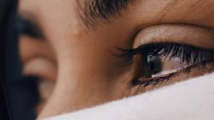 Occhi di Donna che piange