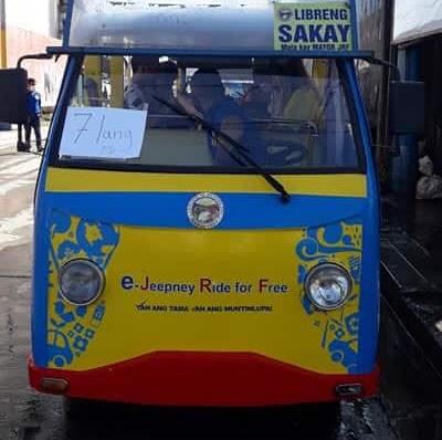 Libreng Sakay