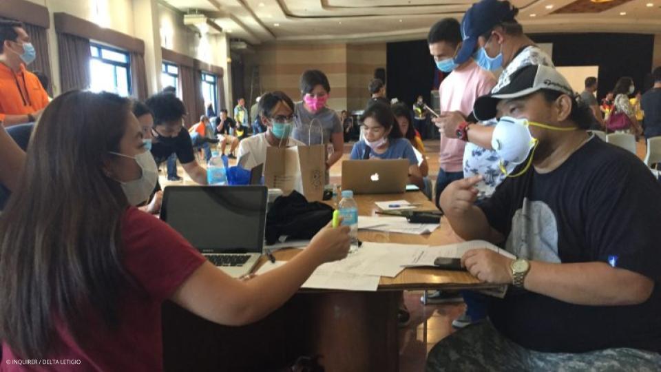 Financial Assistance Para sa mga Barangay
