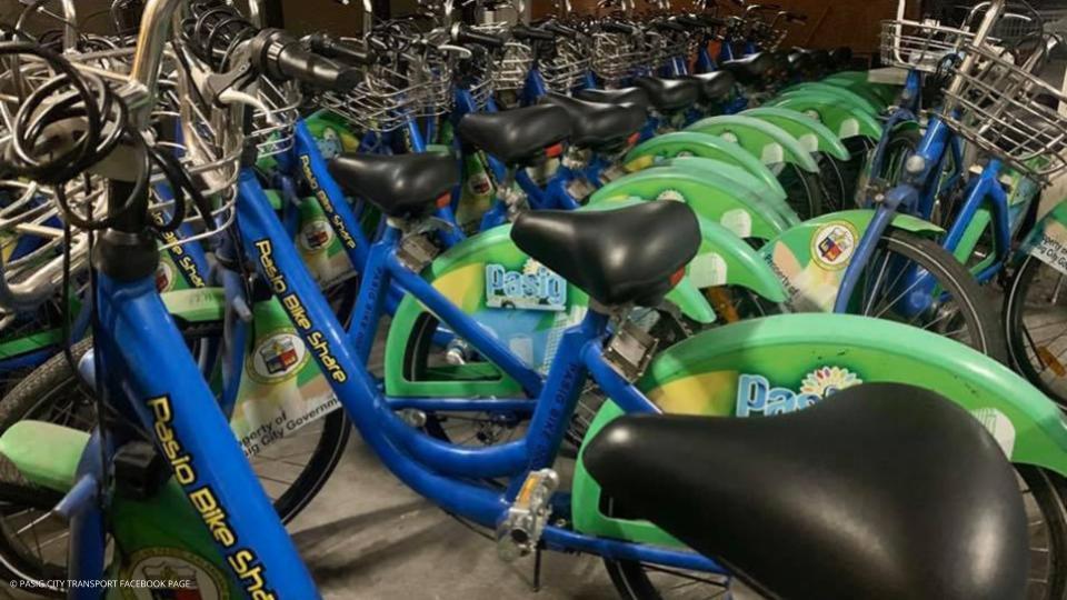 Bisikleta Bilang Alternatibong Transportasyon