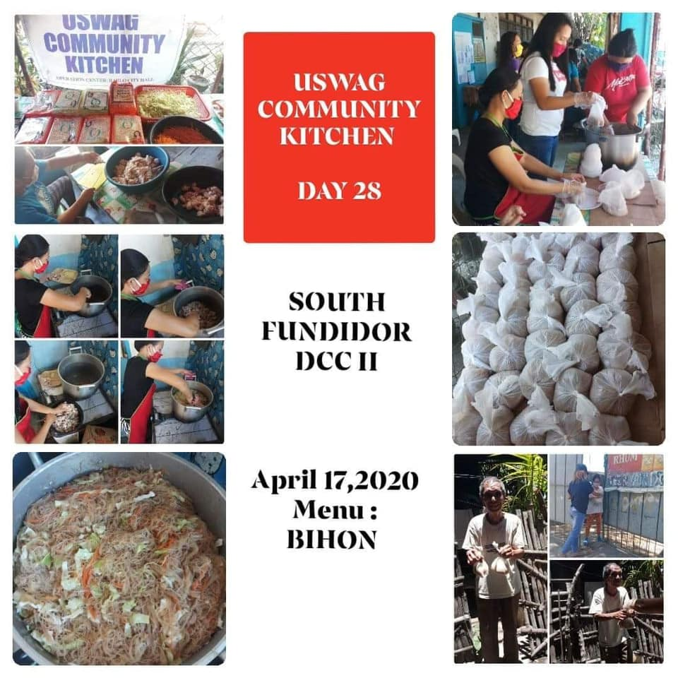 Community Kitchens ng Iloilo