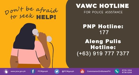 Violence Against Women Hotlines