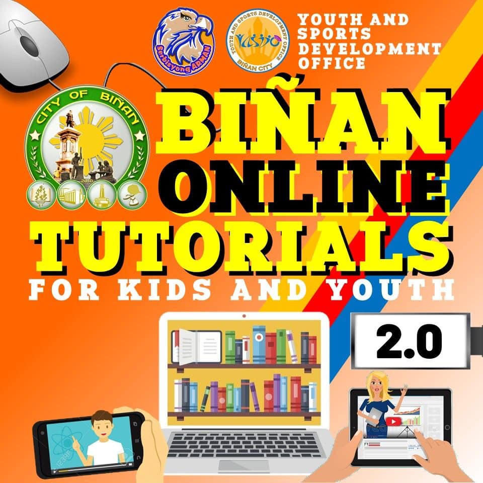 Online Tutorials for the Youth