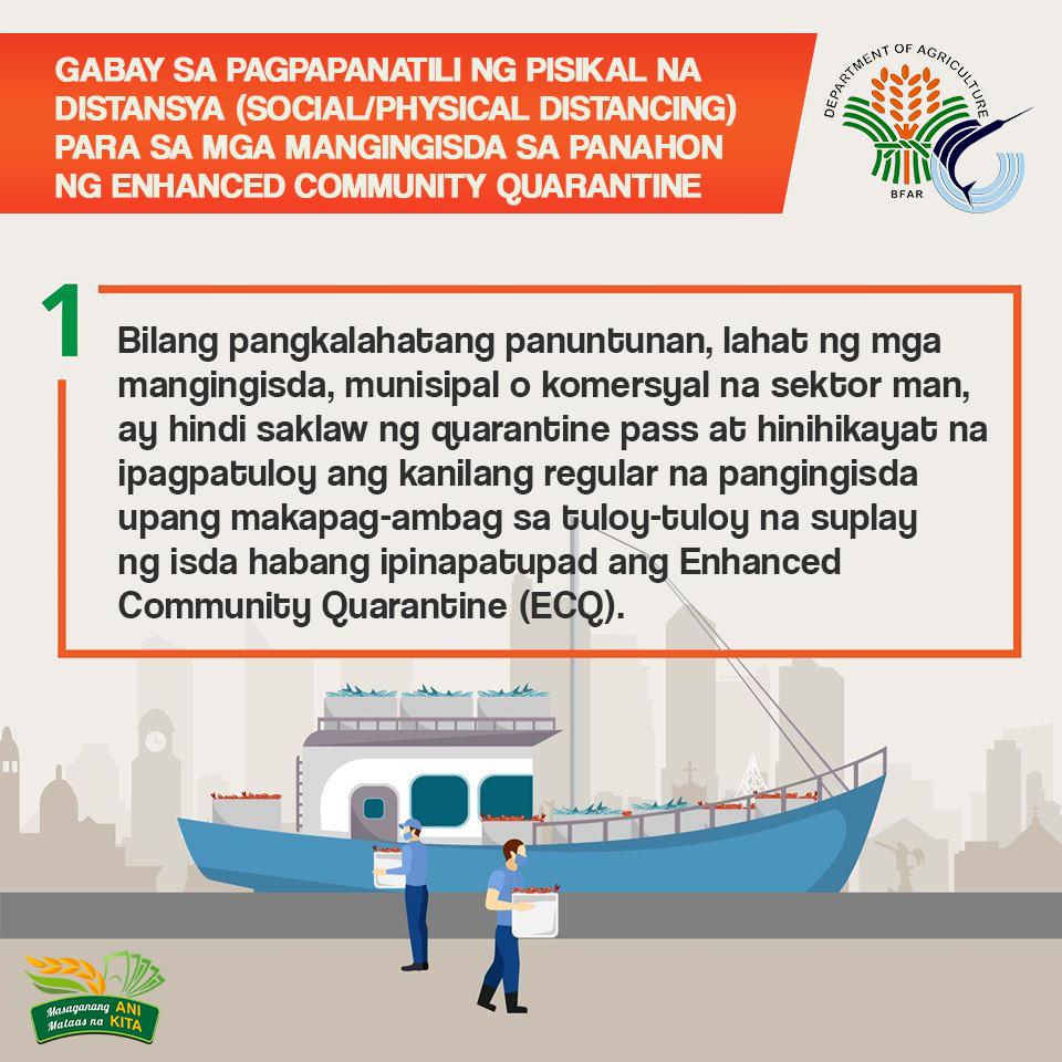 Gabay sa Pagpapanatili ng Kaligtasan ng mga Mangingisda