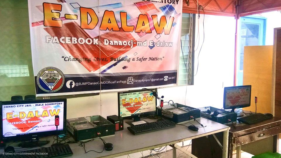 E-Dalaw of Danao City Jail