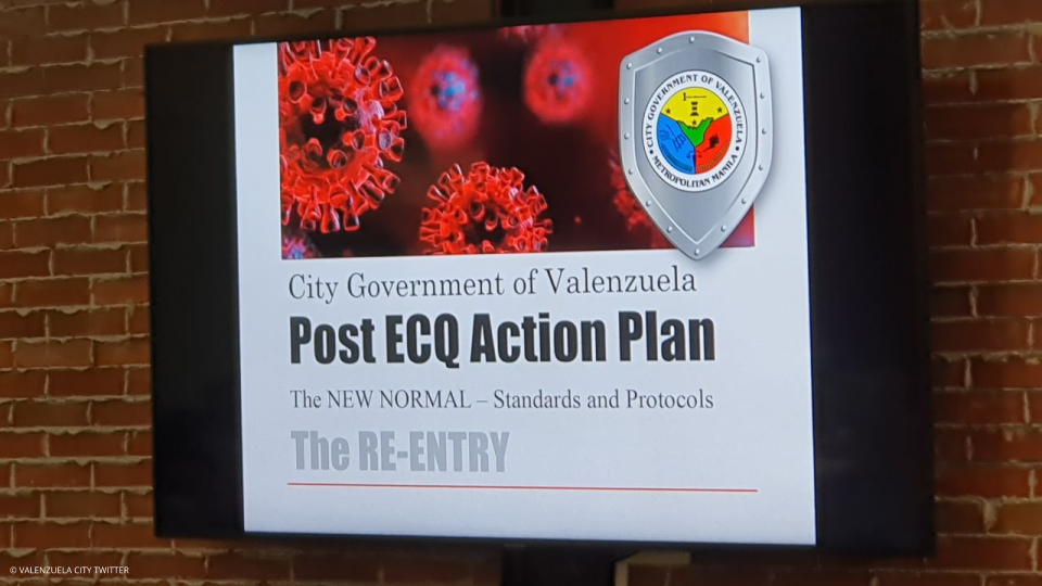 Post-ECQ Action Plan