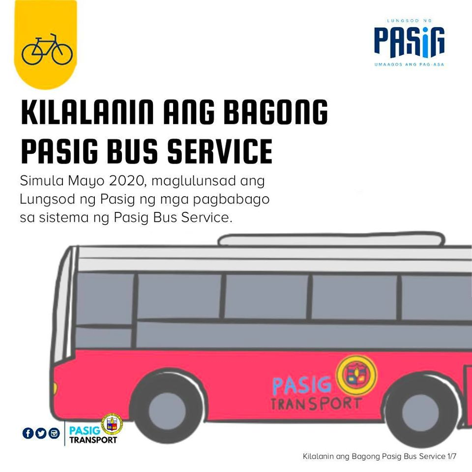 Pasig Bus Service