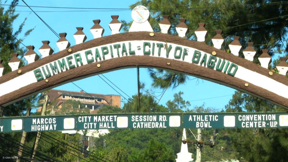 Baguio Tourism Recovery Plan