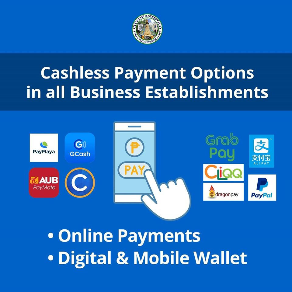 Local Policy on Cashless Payments