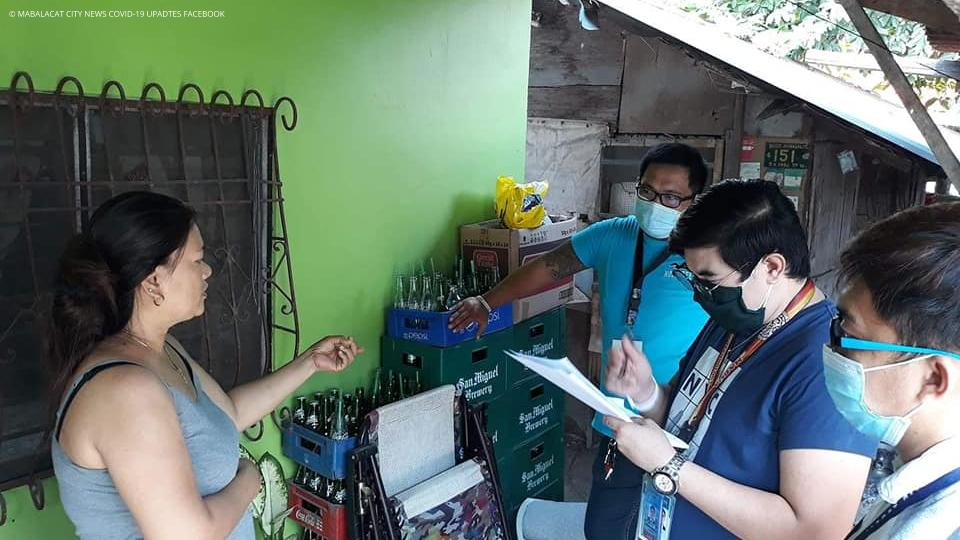 Grievance Mechanism for Mabalacat Residents