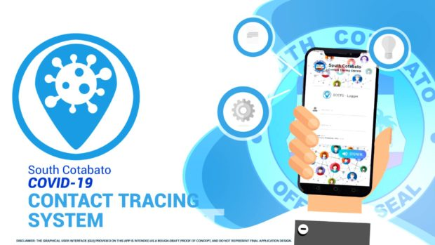 South Cotabato Contact Tracing App: SC-CCTS