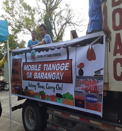 Mobile Tiangge Showcases Local Harvest