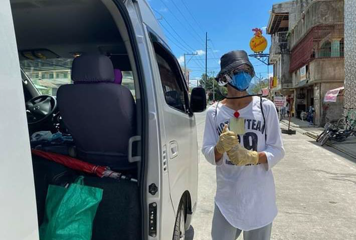 P2P Service: Aksyon ng mga Kabataan sa Barangay Dila, Bay, Laguna