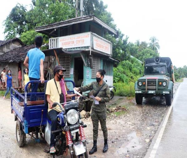 Mobile Loudspeaker Operation and Leaflets Distribution: The Barangay Maharlika, Bislig City Intervention