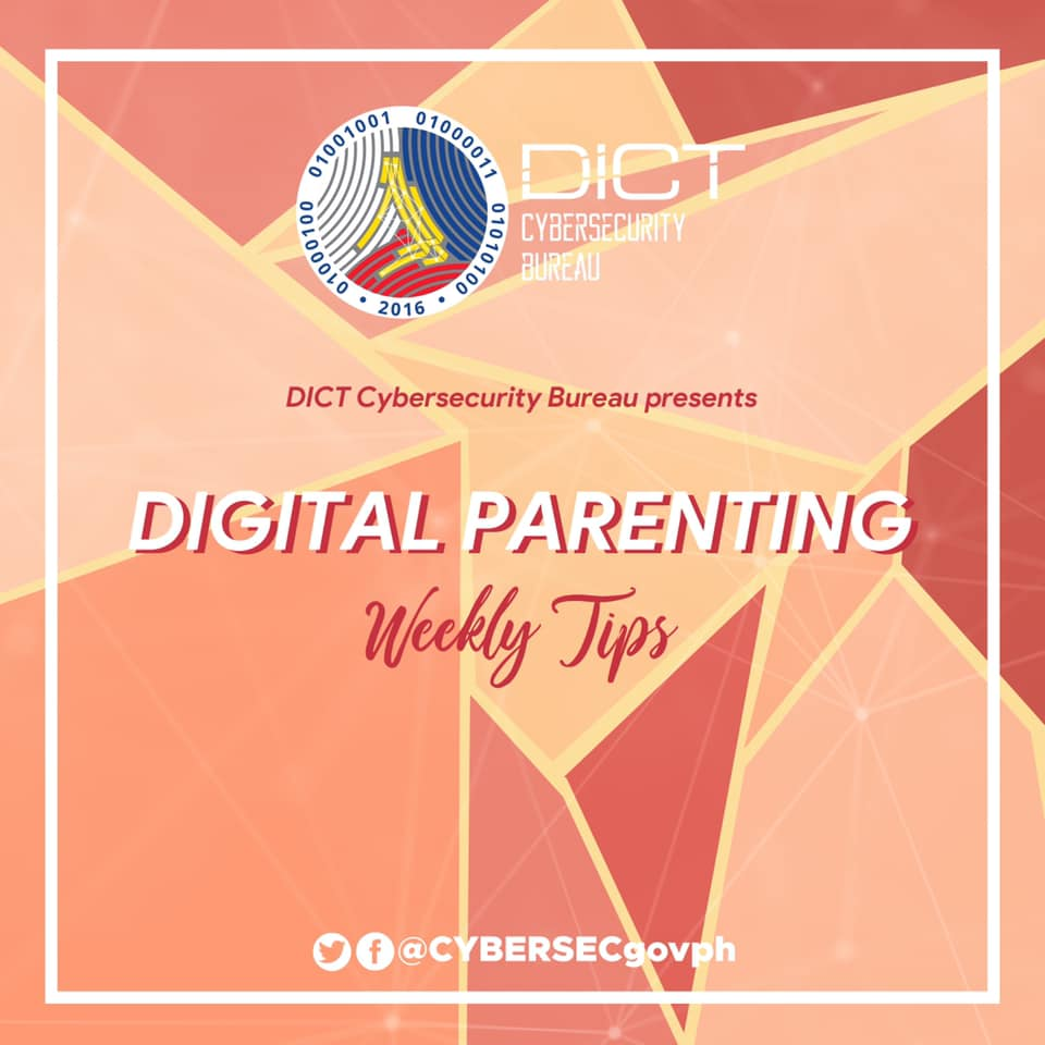 Digital Parenting Weekly Tips