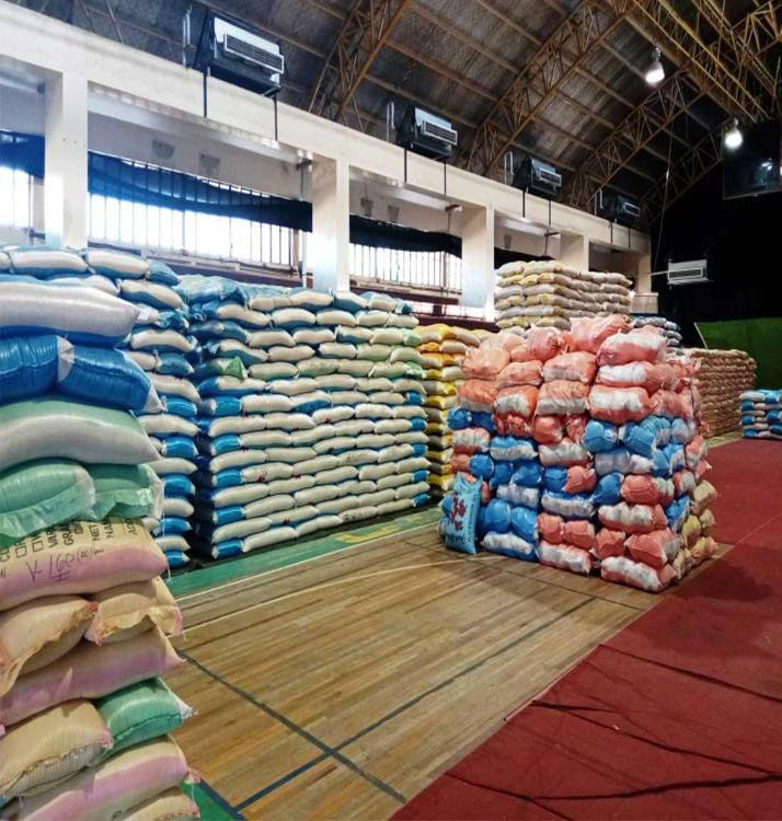 Rice Relief to Help Local Farmers, Cash Assistance to Keep Economy Rolling