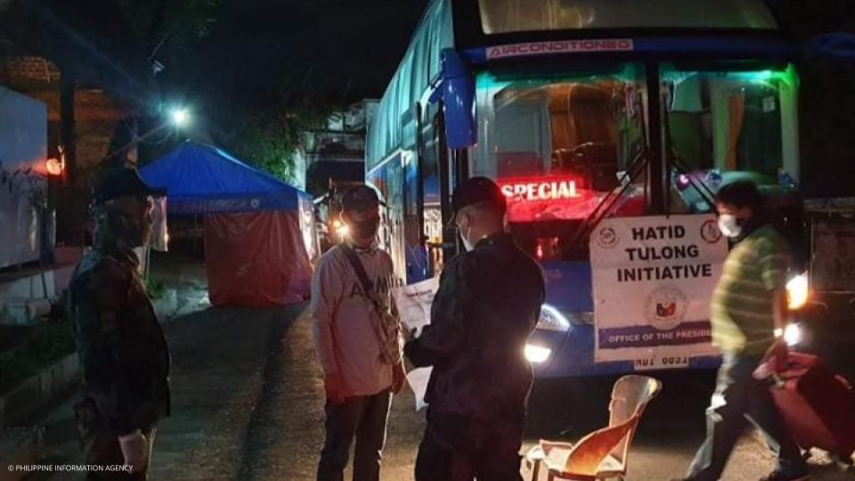 'Hatid-Tulong' brings home 257K OFWs