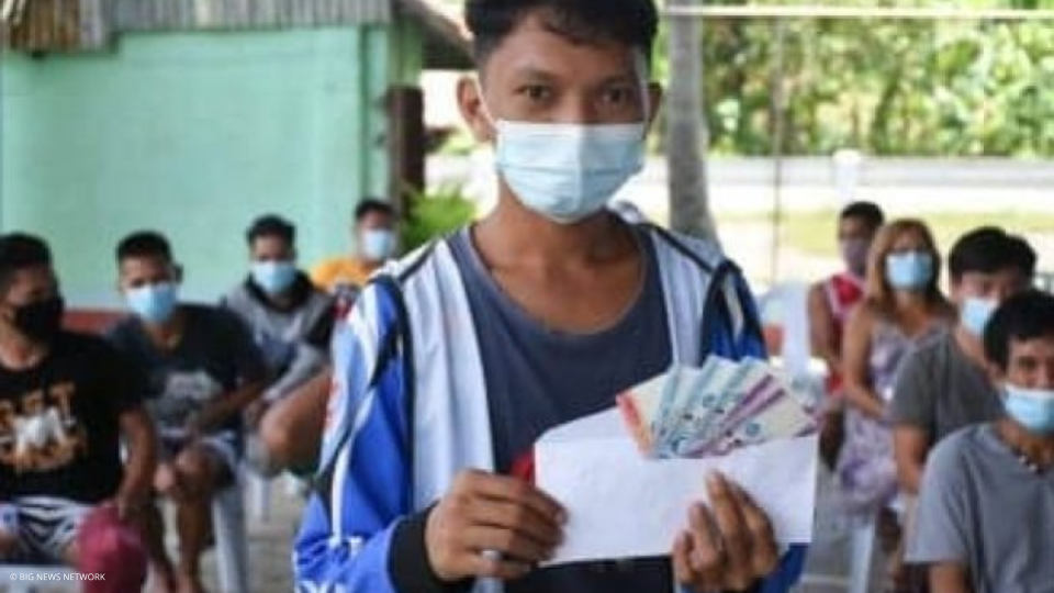 TUPAD pays P14 million to Eastern Samar workers