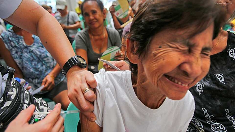 More Senior Citizens in Zamboanga receptive to COVID-19 vaccines