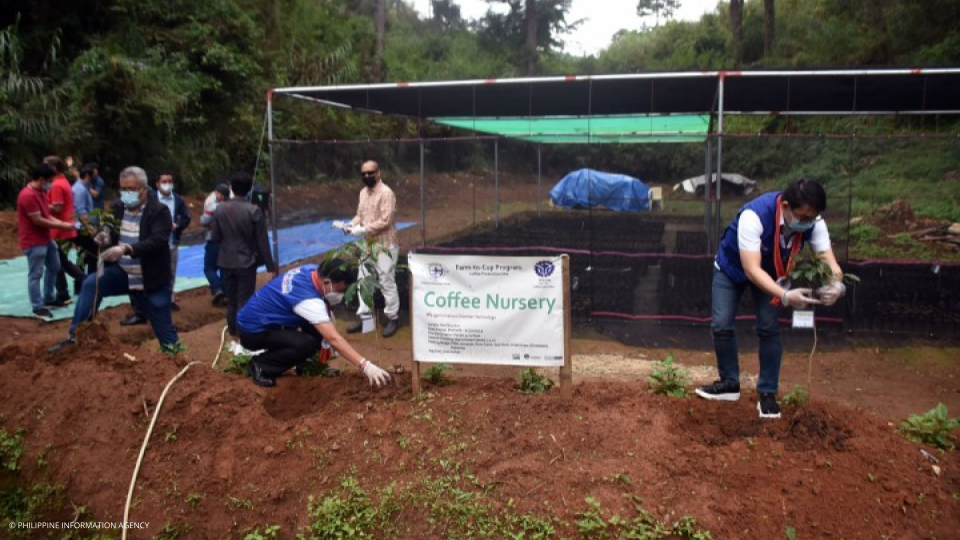 TESDA, Nazarene College, Benguet LGUs launch 'Farm to Cup' program