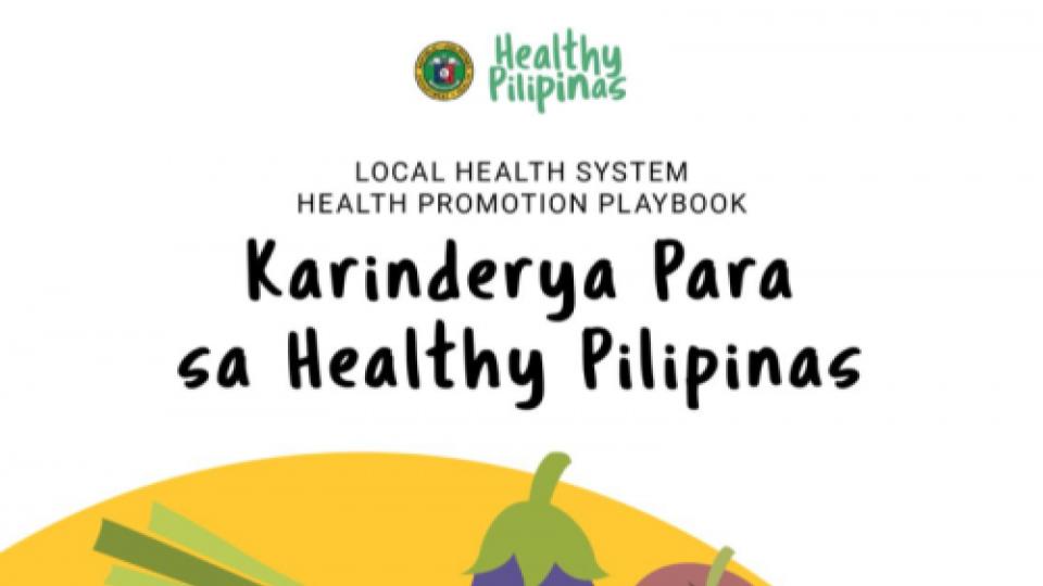 Karinderya Para sa Healthy Pilipinas Project