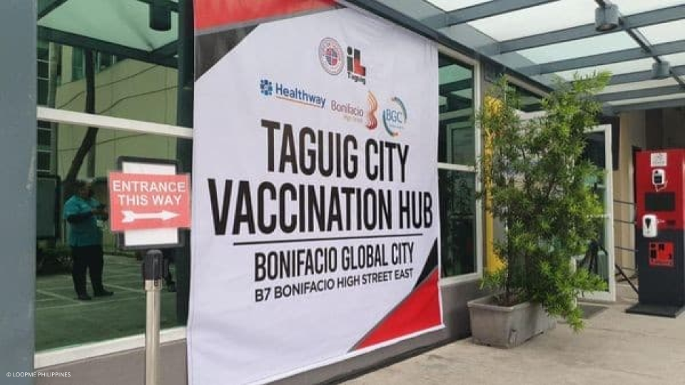 24-Hour Vaccination Site