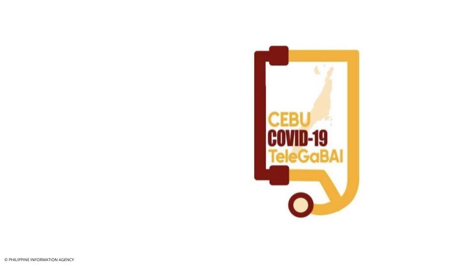Free COVID-19 consultations thru Cebu TeleGaBAI
