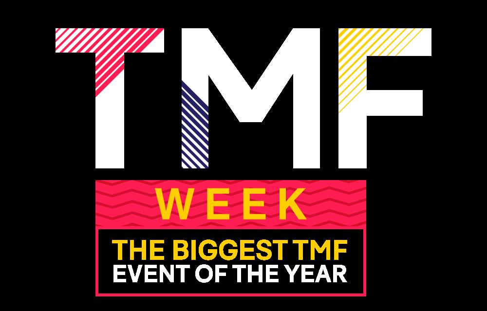 TMF Week Logo