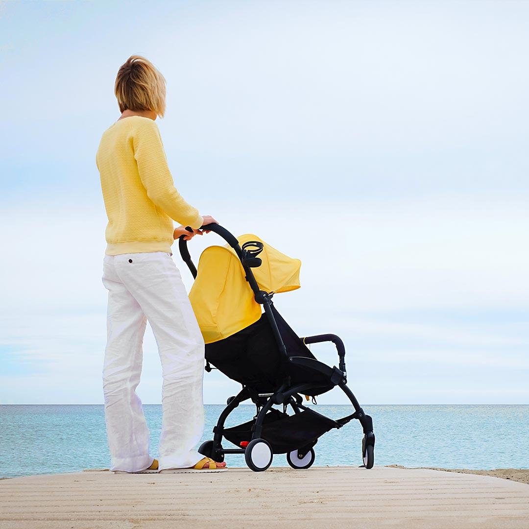 Что нужно знать, выбирая детскую коляску