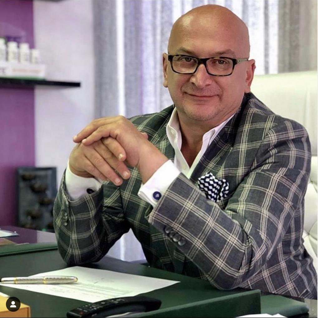 Доктор Альберт Стариков