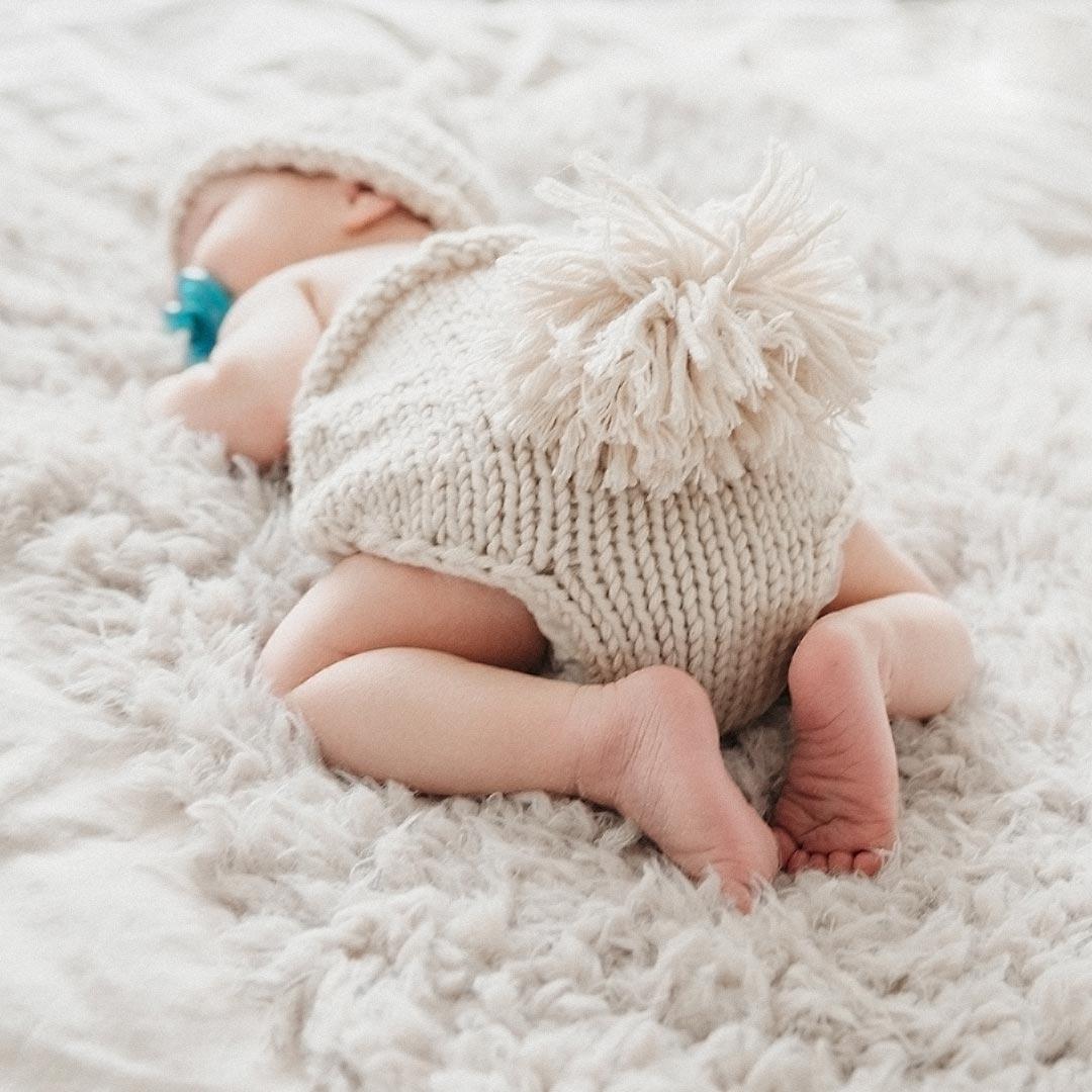 Как ухаживать запопой малыша