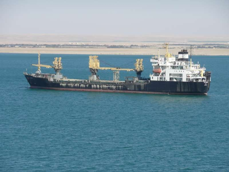General cargo carrier