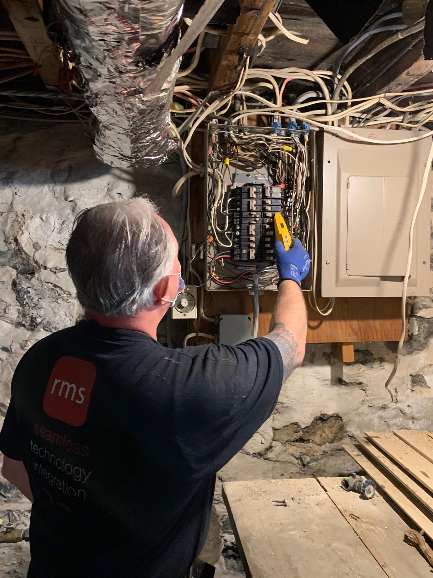 RMS electrical services