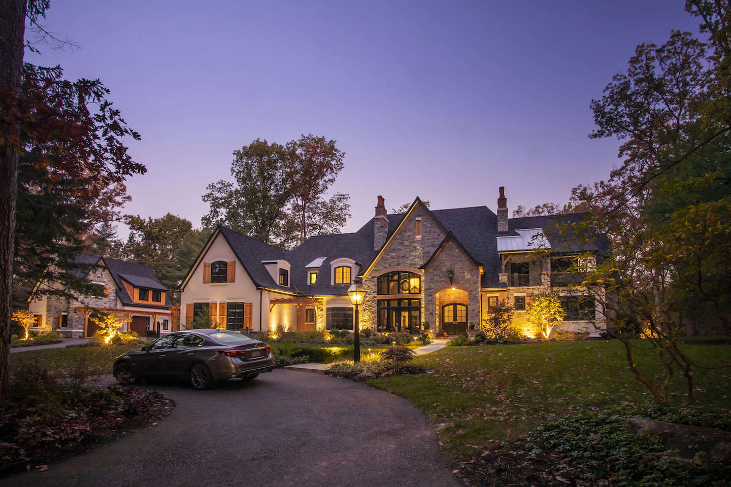 gorgeous private residence