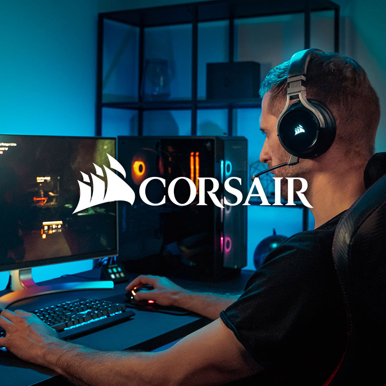 Corsair Partners with Content Driver to Boost Online Presence