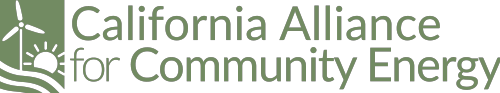 California Alliance for Community Energy