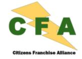 Citizens Franchise Alliance