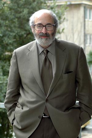Author Alan C. Kors, professor of history at University of Pennsylvania