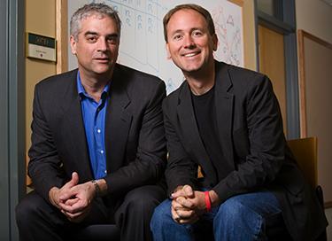 Nicholas Christakis and James Fowler