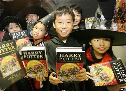 more harry potter happy fans