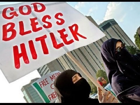Pro-Nazi Islamists
